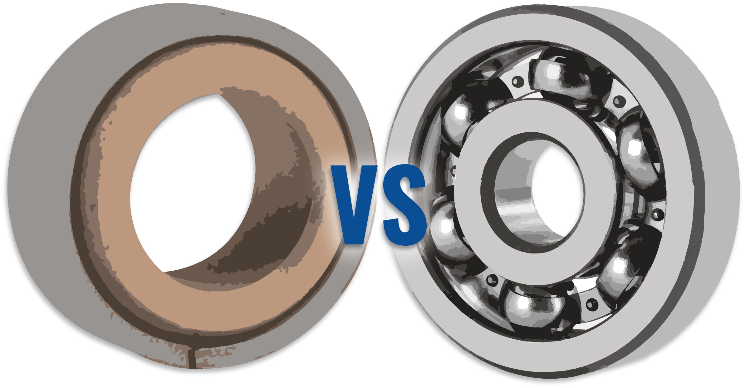 Spherical Plain Bearings vs. Ball Bearings