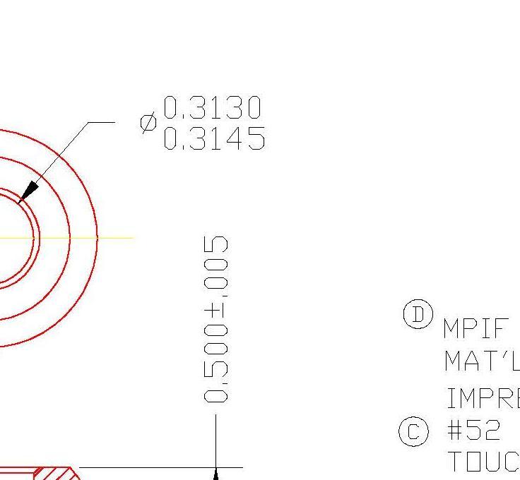 Spherical Plain Bearing 1105P