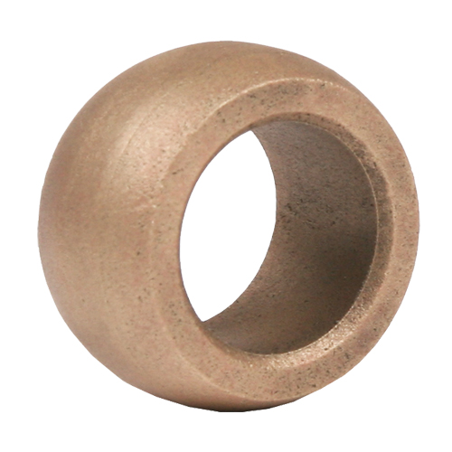Sintered Bronze Bearing Ball Spherical Plain Bearing, Unmounted - 10 mm