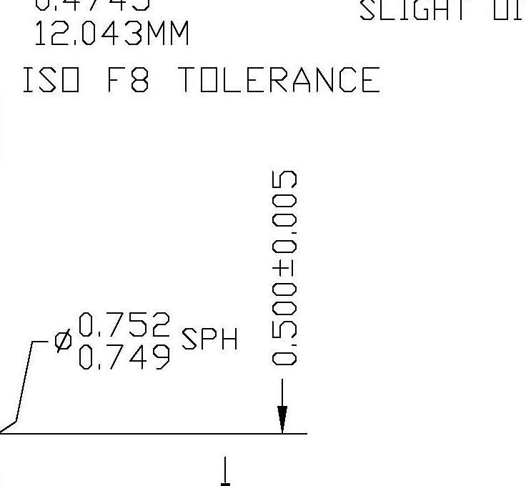 Spherical Plain Bearing 12M12