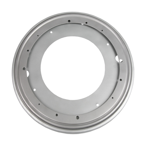 Steel Round Lazy Susan Turntable Bearing, 22 Gauge - 12""