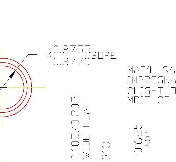 Spherical Plain Bearing B14