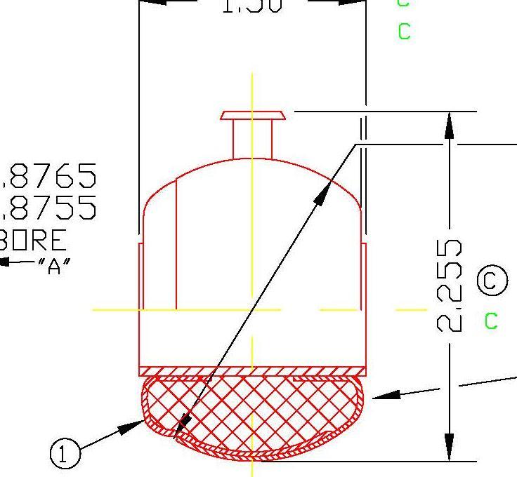 Spherical Plain Bearing E14A