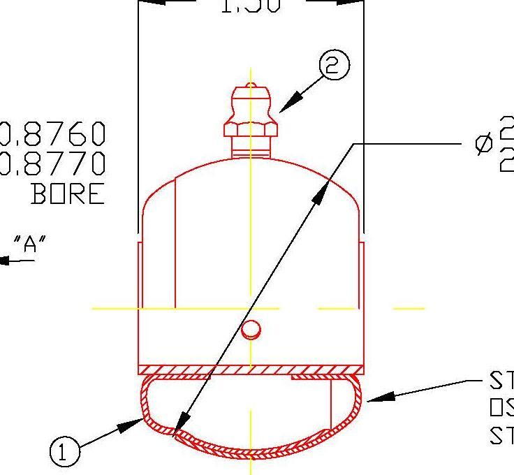 Spherical Plain Bearing E14G