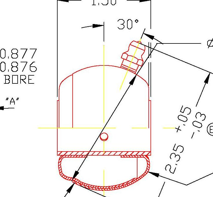 Spherical Plain Bearing E14J