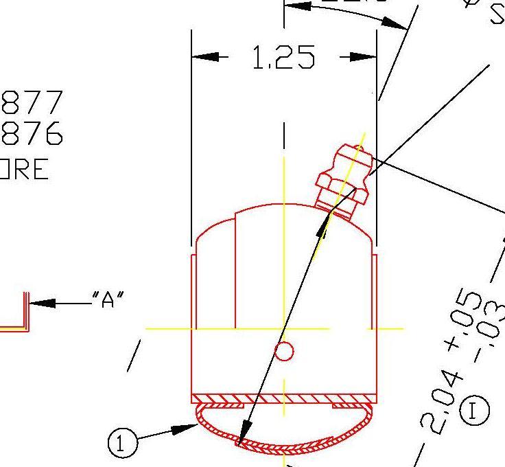 Spherical Plain Bearing H14J