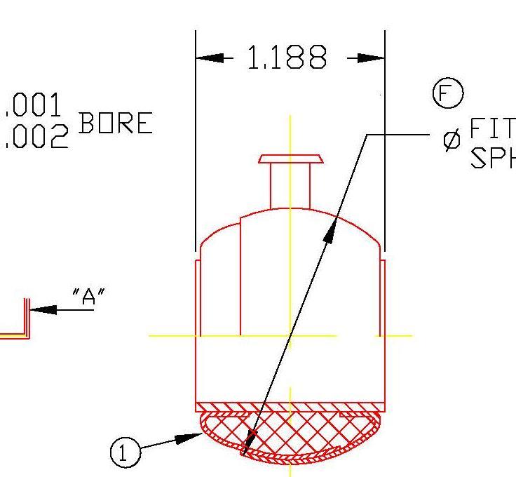 Spherical Plain Bearing H16A