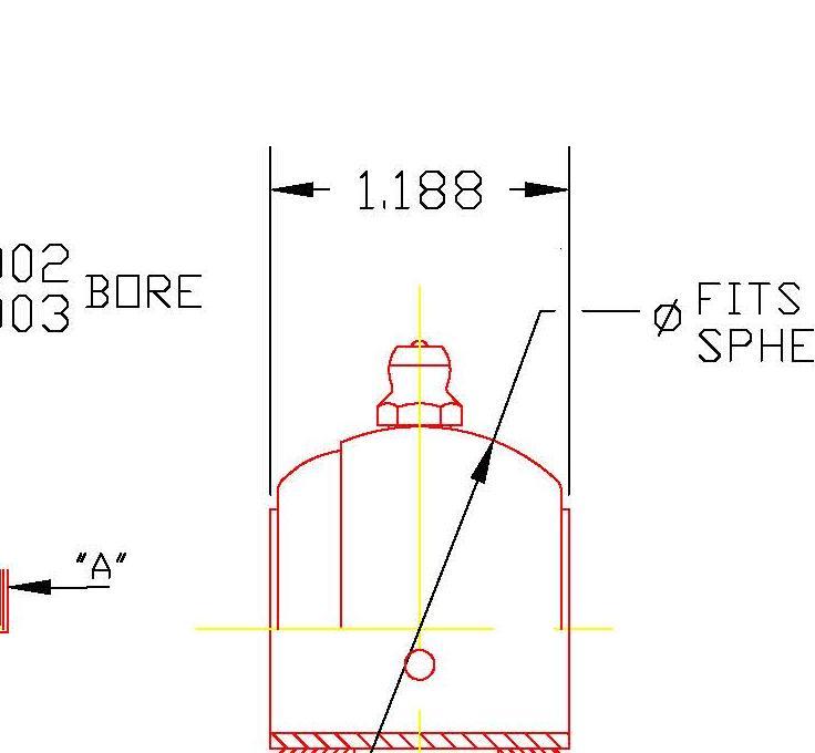 Spherical Plain Bearing H16G