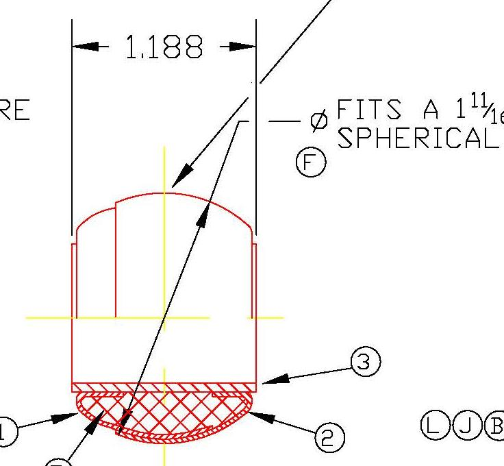 Spherical Plain Bearing H16P