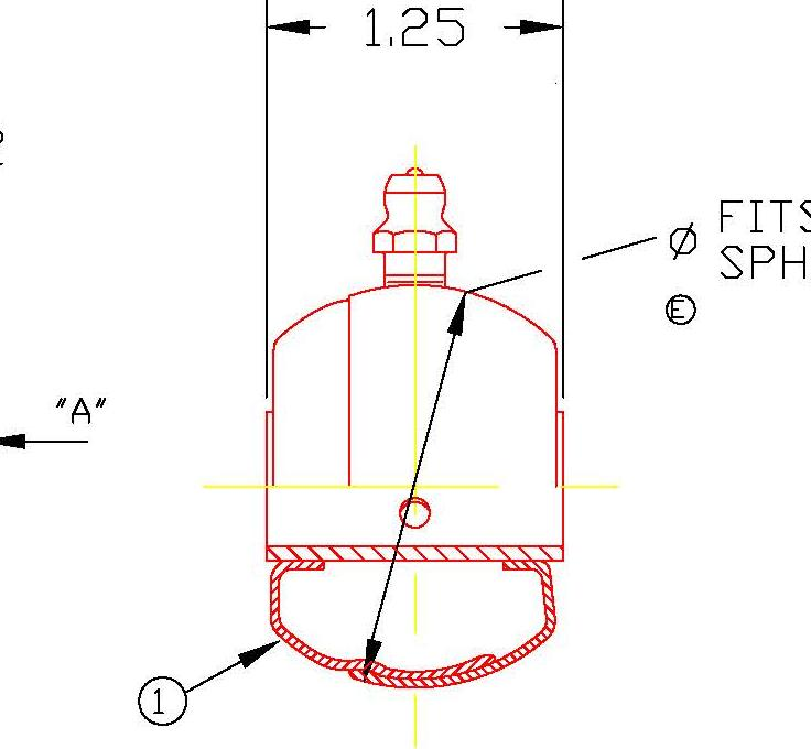 Spherical Plain Bearing H8G