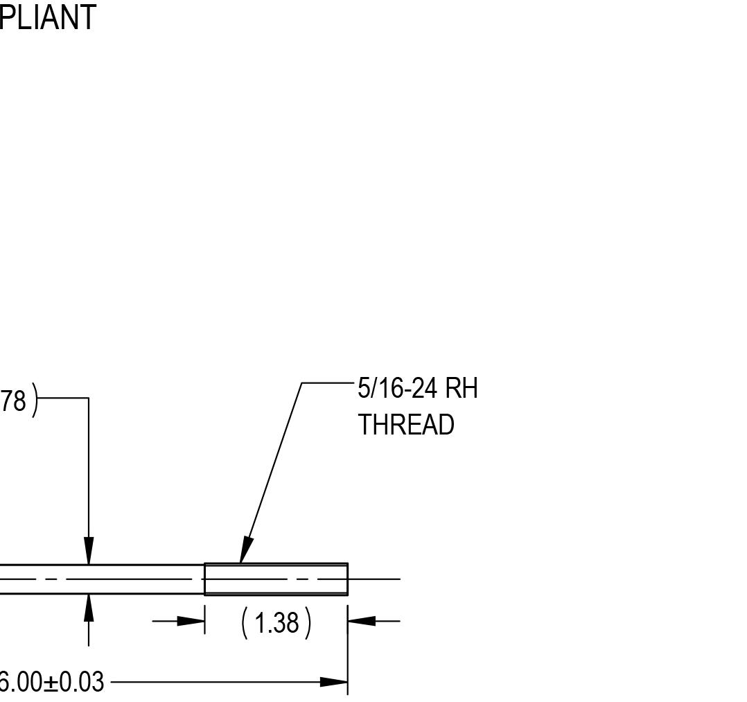 Threaded Rods R5PS06052