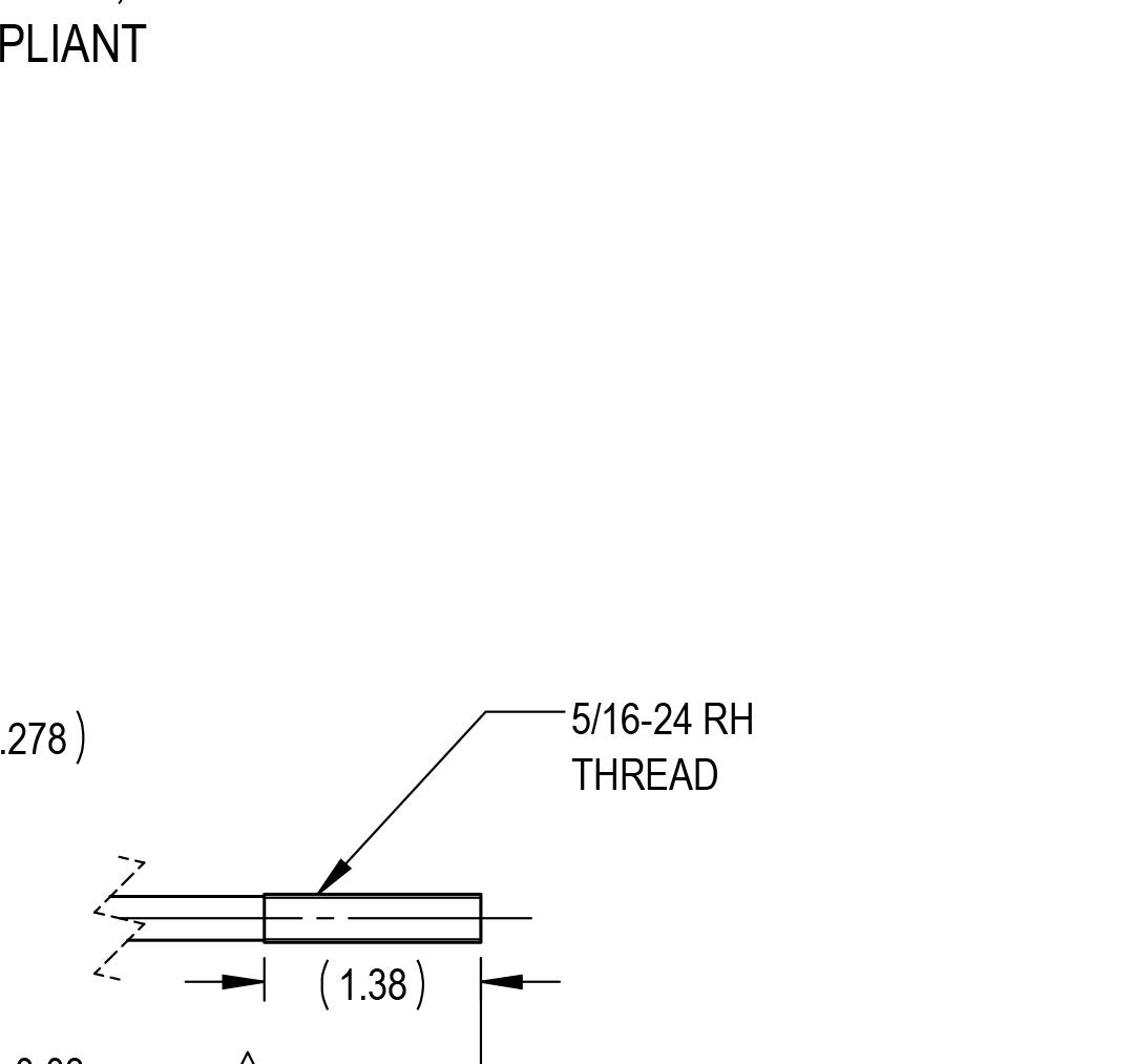 Threaded Rods R5PS12052