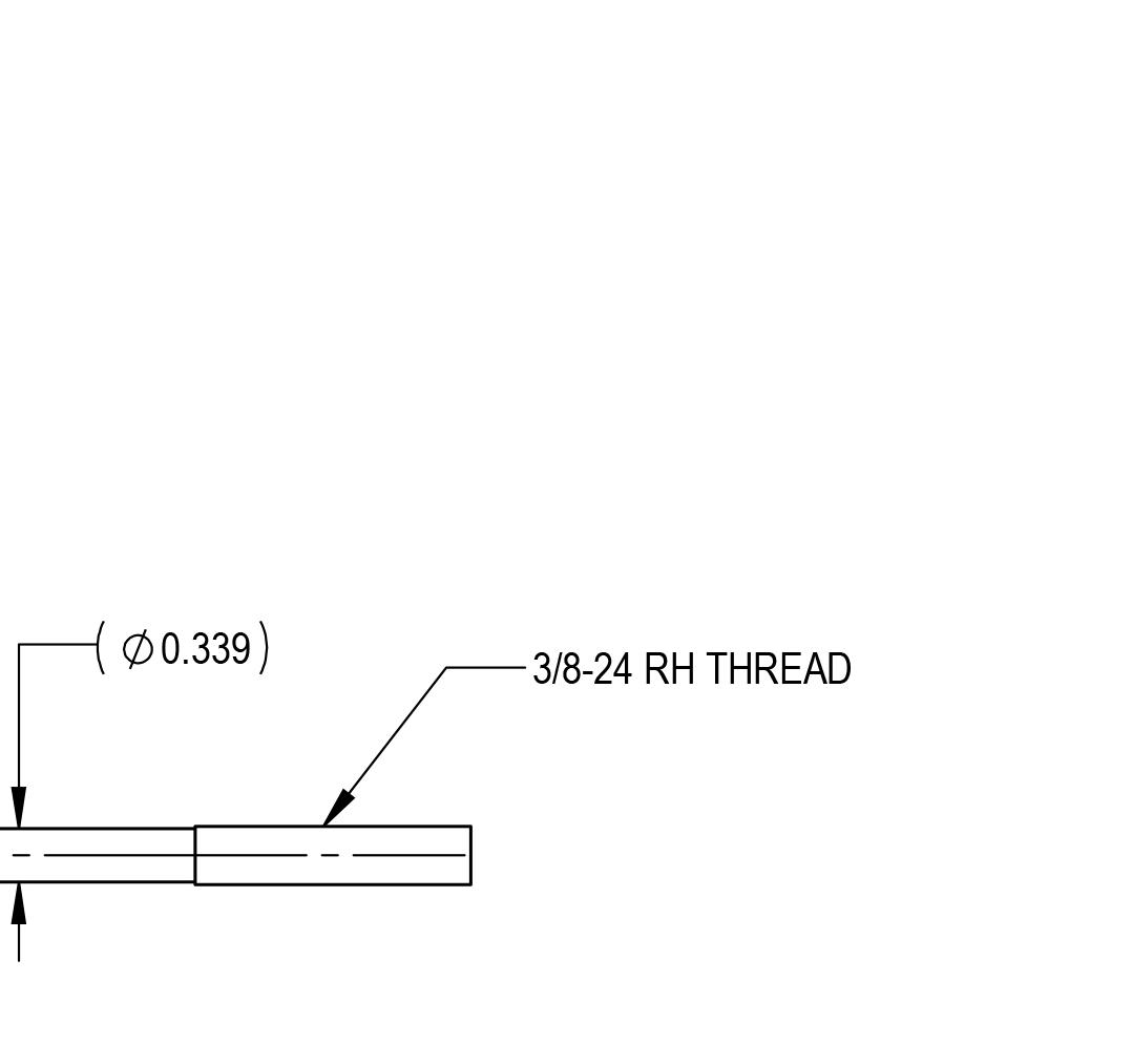Threaded Rods R6PS06052