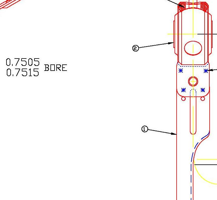 Spider Blower Bearing Bracket with Bearing TA5871