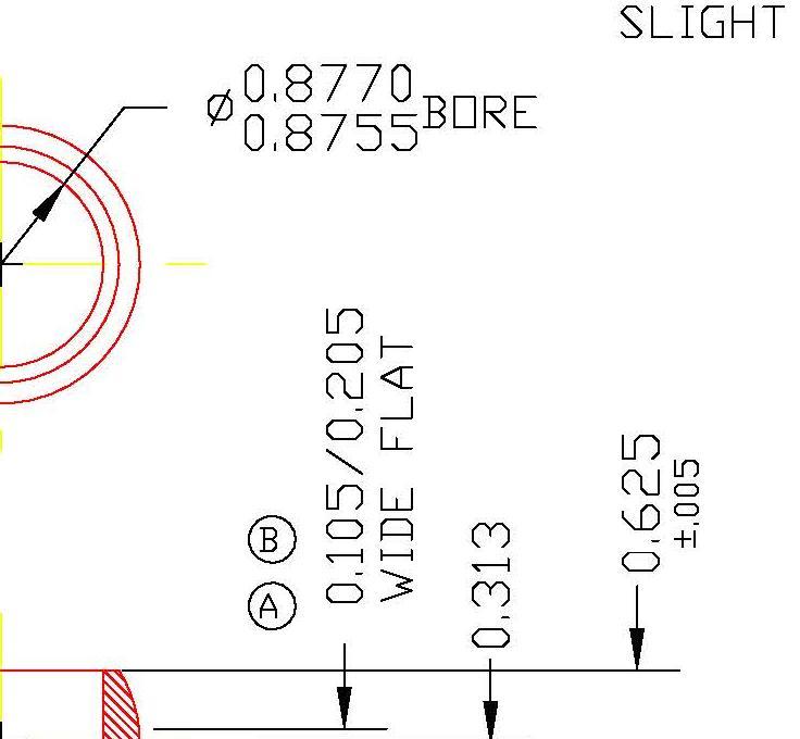 Spherical Plain Bearing W14