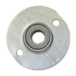 "Sintered Iron 2 Bolt Flange Bearing, 16 Gauge  -   1/2 "", part number CK1508P, CK Series, primary image"